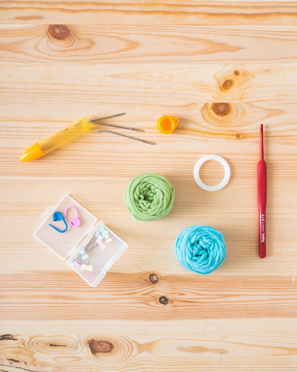 Basic Crochet Tools You Will Need If You're Starting Crochet Today