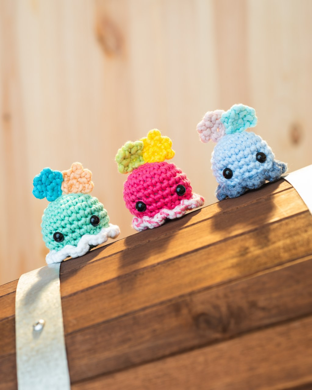 Learn Crochet Online with Tiny Rabbit Hole