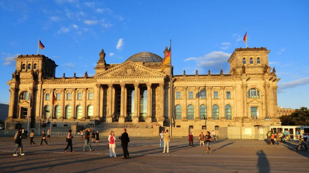 Berlin's Reichstag