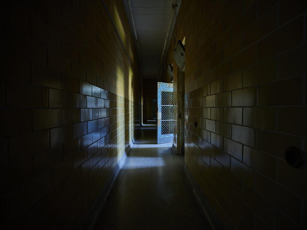 Trans-Allegheny Lunatic Asylum interior