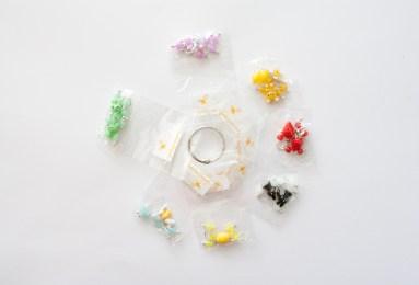 Indispensable trousse à tricot: stitch markers