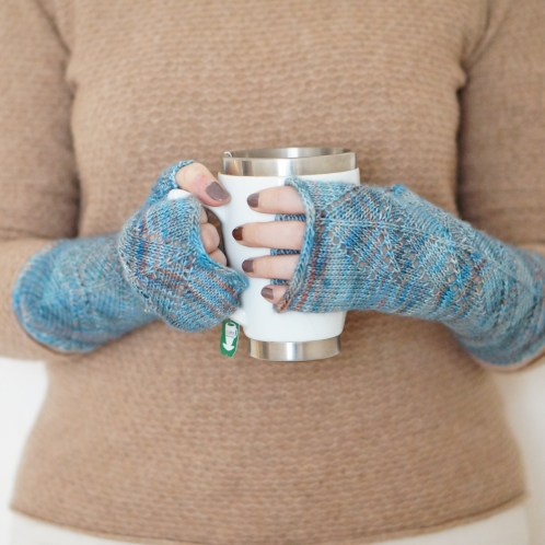 Bow and Arrow Fingerless Gloves