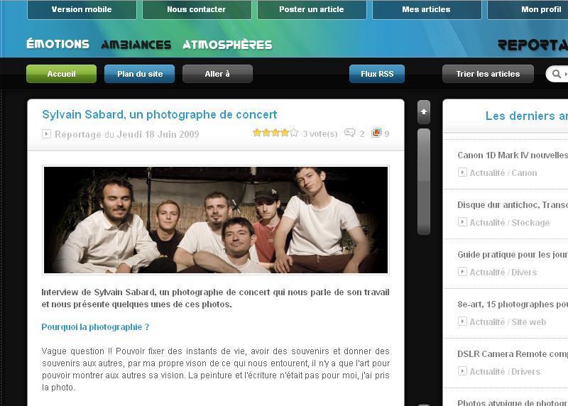 Interview reportagesphotos.fr