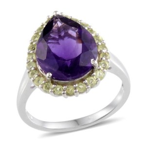 Amethyst can help you create a gorgeous luxe look