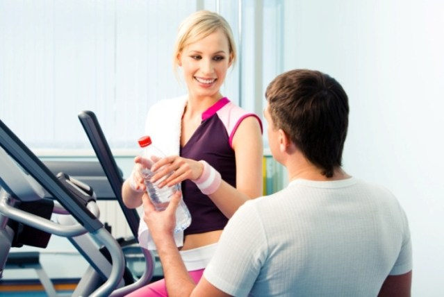Ease yourself into workouts to help you stick it out