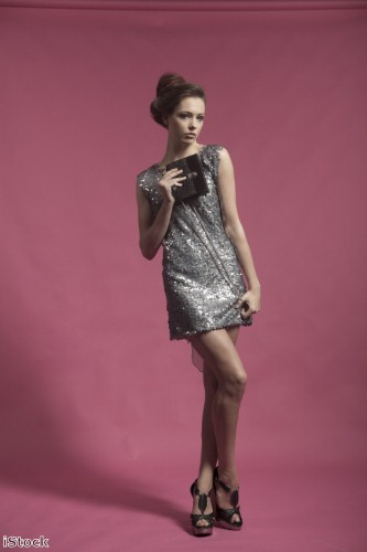 Sparkle and shine in silver for SS15