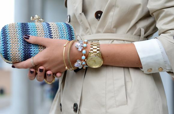 Achieve stacks of style with a new stacking combo