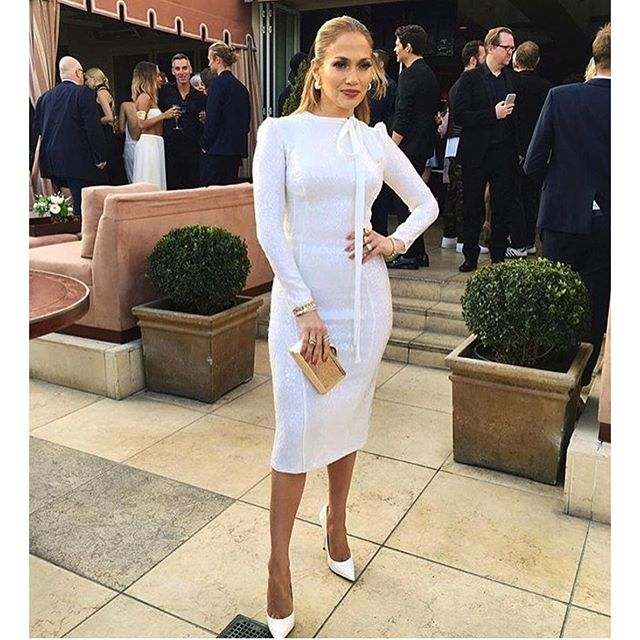 'J-Lo steals the show at Fashion Los Angeles Awards - 'Image: @jlo via Instagram'