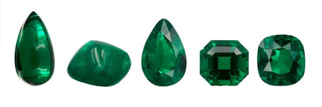 physical properties of birthstone emerald