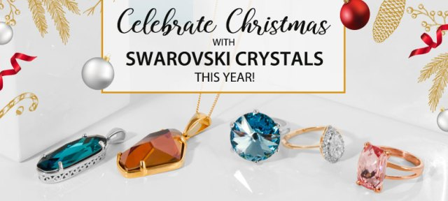 Swarovski Jewellery at TJC
