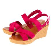 Lotus Angelica Wedge Sandals