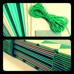 Before/After #scrapbook #longstitch