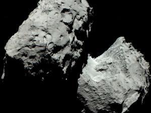 Rosetta-Komet Churyumov-Gerasimenko