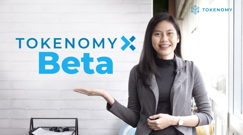 TokenomyX Beta 公告