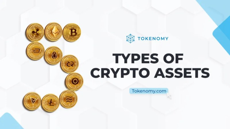 types of crypto assets