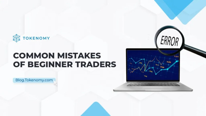 Common Mistakes of Beginner Traders