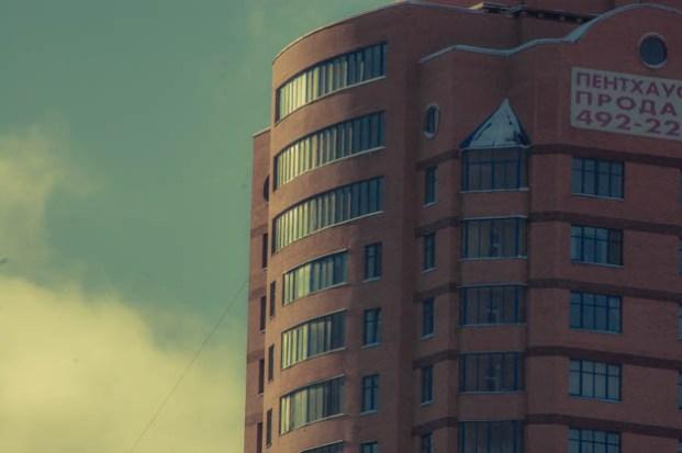 Московская геометрия: Зима