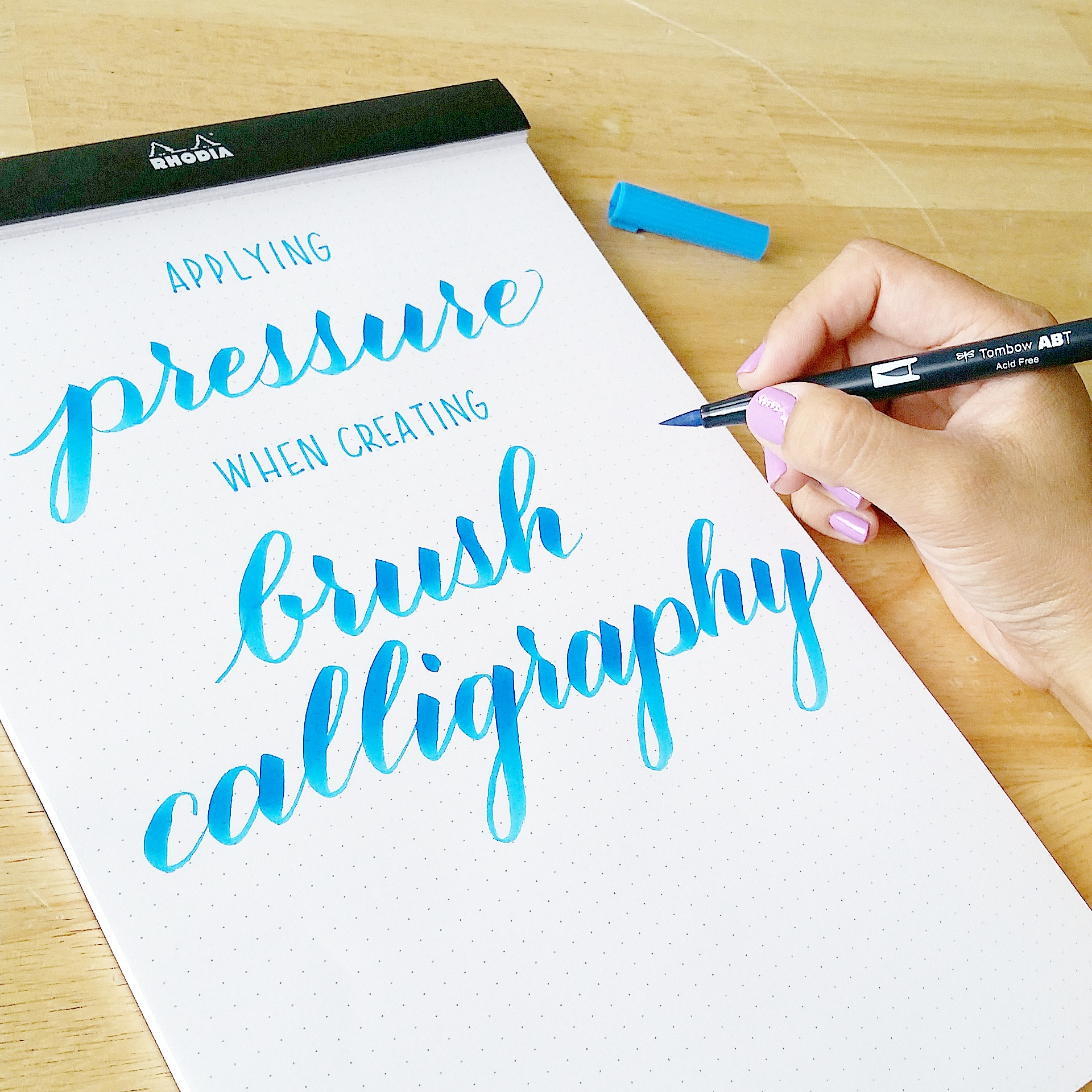 Hand Lettering Archives