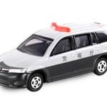 ミニカー発売情報 トミカショップオリジナル トヨタ カローラ フィールダー パトロールカー