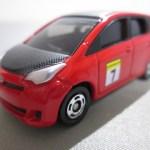 AEON チューニングカーシリーズ第19弾 トヨタ ラクティス(レース仕様)