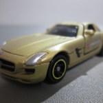 トミカショップ限定トミカ メルセデスベンツ SLS AMG