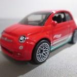 HotWheels カーカルチャー ユーロスタイル FIAT 500