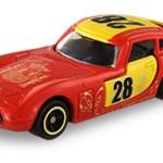 ミニカー発売情報 アピタピアゴオリジナル<世界の国旗トミカ>トヨタ 2000GT スペイン国旗タイプ