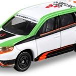 ミニカー発売情報 トイザらスオリジナル  三菱アウトランダーPHEV アジアクロスカントリーラリー仕様