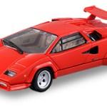 ミニカー発売情報 トミカプレミアムRS Lamborghini Countach LP 500 S