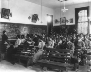 History Class at Tuskegee
