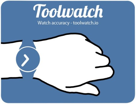 Toolwatch.io watch accuracy