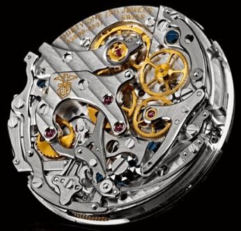 Column-wheel chronograph
