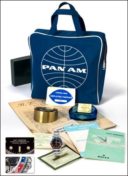 Pan Am Rolex GMT
