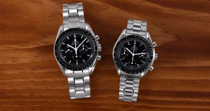 Omega Speedmaster Profesionnal and Reduced