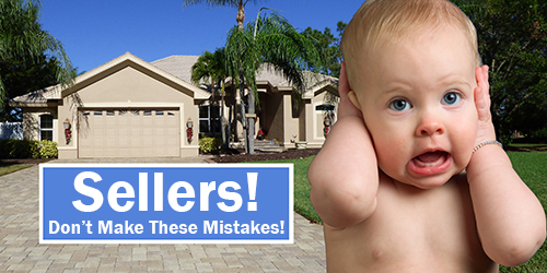 8 Seller Mistakes When Putting Home on the Market