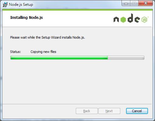nodejs-indtall