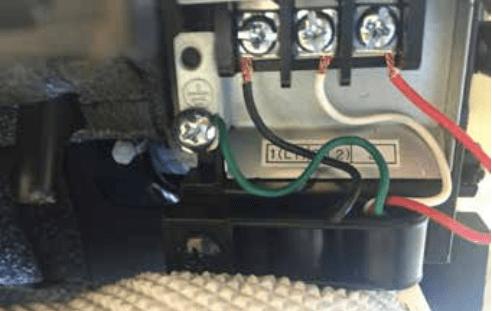 electrical specs for installing ductless mini splits & hvac units  lg mini split wiring diagram #12