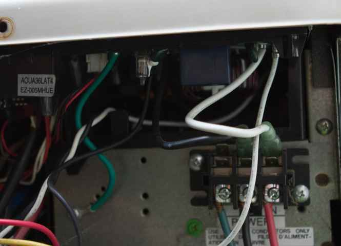 split ac outdoor unit wiring diagram the wiring split air conditioner wiring diagram nilza electrical