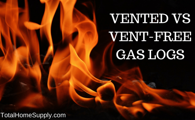 Vented Vs Vent Free Gas Logs Which Do You Need