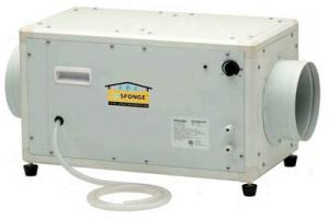 Dehumidifier for grow room
