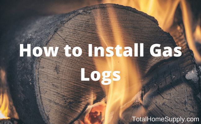 Learn how to install and light your new gas logs.
