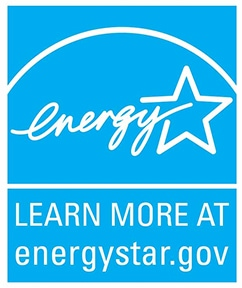 Image of ENERGY STAR logo.