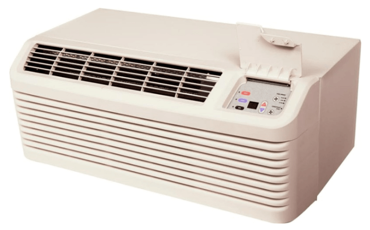 Image of Amana PTH153G35AXXX air conditioner.