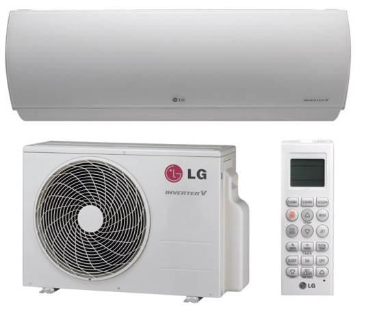 Image of LG LA120HYV1 mini split