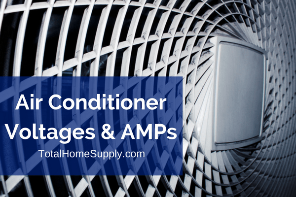AC amps and volts