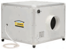Williams Furnace Company DH125 125 Pint Air Sponge Total Space Dehumidifier