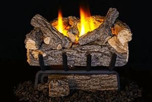 RH Peterson Gas Log Set