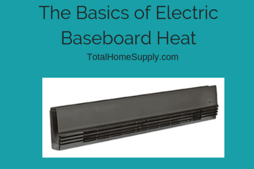 All about the basics of electric baseboard heat