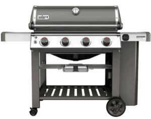 Weber 62006001 Genesis II SE-410 Freestanding Gas Grill