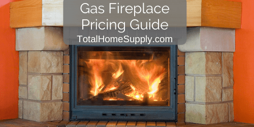 Gas fireplace pricing guide